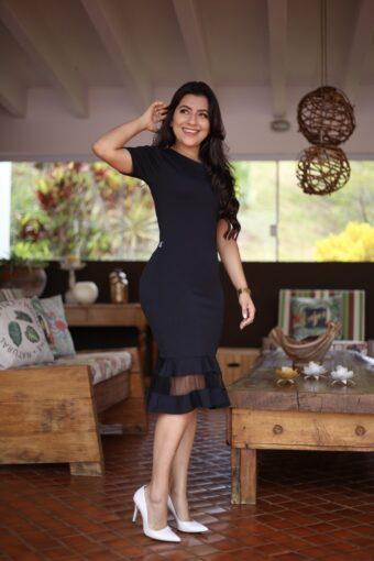 Vestido Isadora em Aquila Tauheny Store | Moda Evangélica