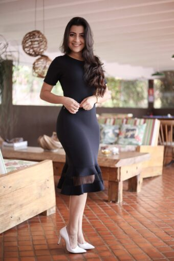 Vestido Isadora em Aquila Tauheny Store   Moda Evangélica