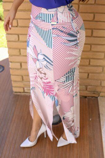 Saia Longa Elise em Áquila Tauheny Store | Moda Evangélica