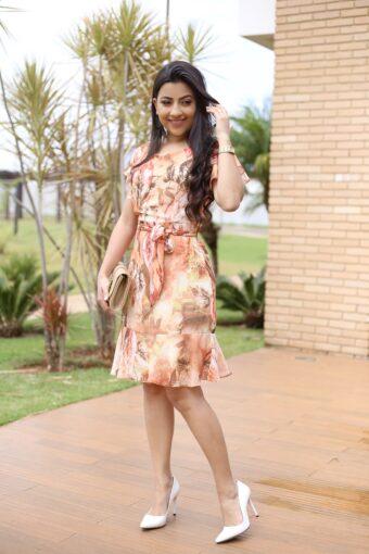 Vestido Caroline em Áquila Tauheny Store | Moda Evangélica