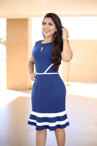 Vestido Charm Marta - Aquila Tauheny Store