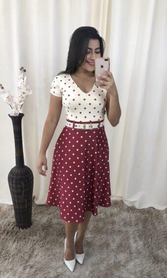 Vestido Ísis em Áquila Tauheny Store   Moda Evangélica