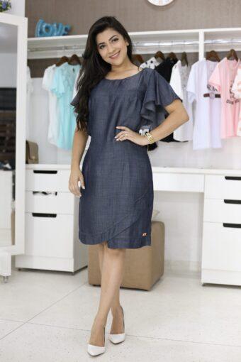 Vestido Illusyon Berenice - Aquila Tauheny Store