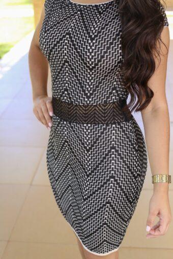 Vestido Tricot Eliamara em Áquila Tauheny Store | Moda Evangélica