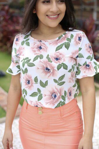 Blusa Damilis em Áquila Tauheny Store | Moda Evangélica