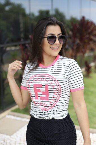 T-shirt Neon em Áquila Tauheny Store | Moda Evangélica