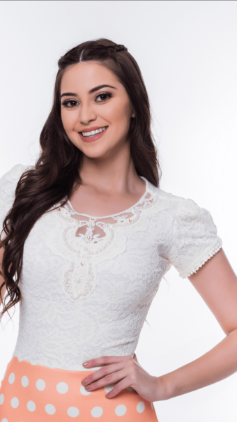 Vestido Hapuk Alana em Áquila Tauheny Store   Moda Evangélica
