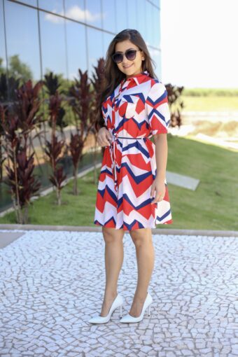 Vestido Solange em Áquila Tauheny Store | Moda Evangélica