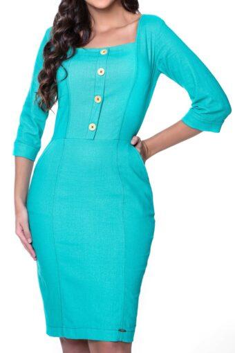Vestido Tubinho Hapuk em Áquila Tauheny Store | Moda Evangélica