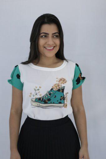 Blusa Hapuk All Star em Áquila Tauheny Store | Moda Evangélica