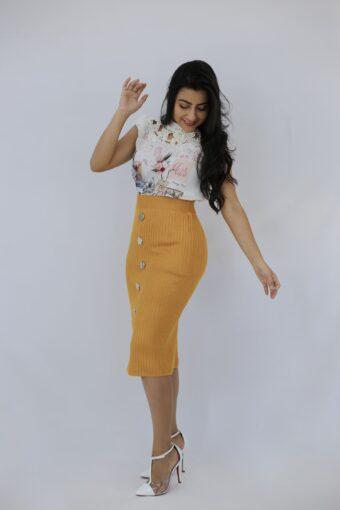 Blusa Pérola em Áquila Tauheny Store   Moda Evangélica