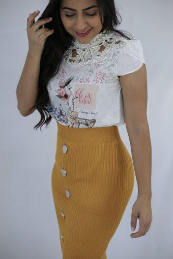 Blusa Pérola em Áquila Tauheny Store | Moda Evangélica