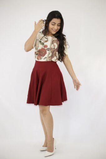 Blusa Pérola Marsalla em Áquila Tauheny Store | Moda Evangélica
