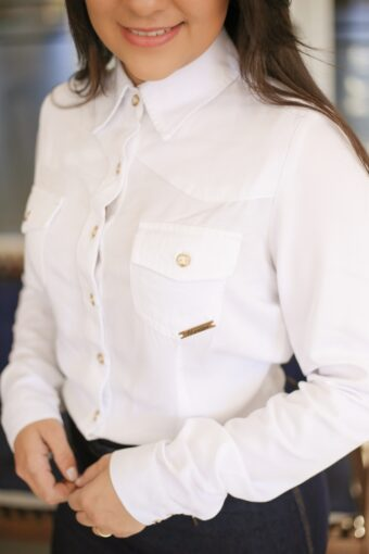 Camisa Titanium em Áquila Tauheny Store | Moda Evangélica