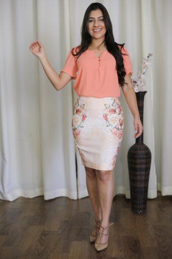 Blusa Jany Pim em Áquila Tauheny Store | Moda Evangélica