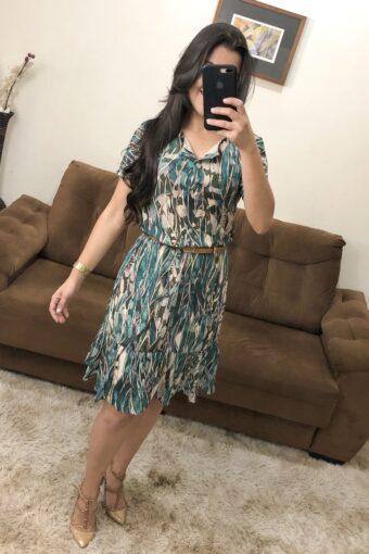 Vestido Esmeralda em Áquila Tauheny Store | Moda Evangélica
