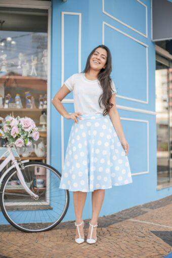 Blusa Crepe em Áquila Tauheny Store | Moda Evangélica