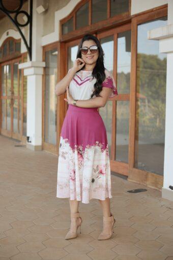Conjunto Jany Pim em Áquila Tauheny Store | Moda Evangélica