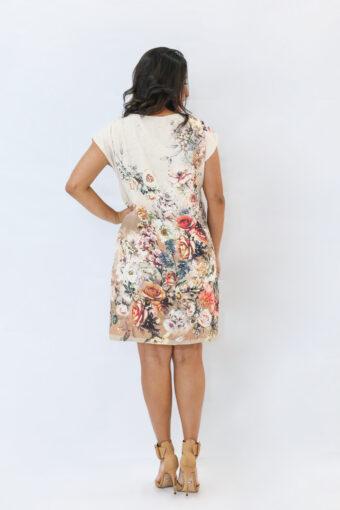 Vestido Estampado em Áquila Tauheny Store | Moda Evangélica