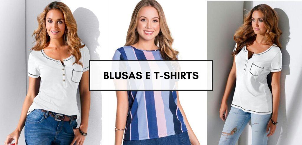 Banner Blusas | Áquila Tauheny Store | Moda Evangélica
