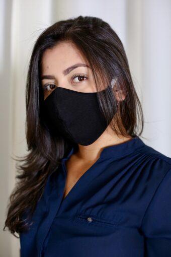 Máscara Preta | Áquila Tauheny Store | Roupas Evangélicas