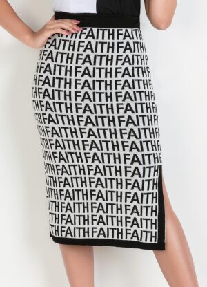 Saia Letering Faith