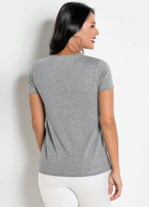 T-Shirt Estampada Flamingo