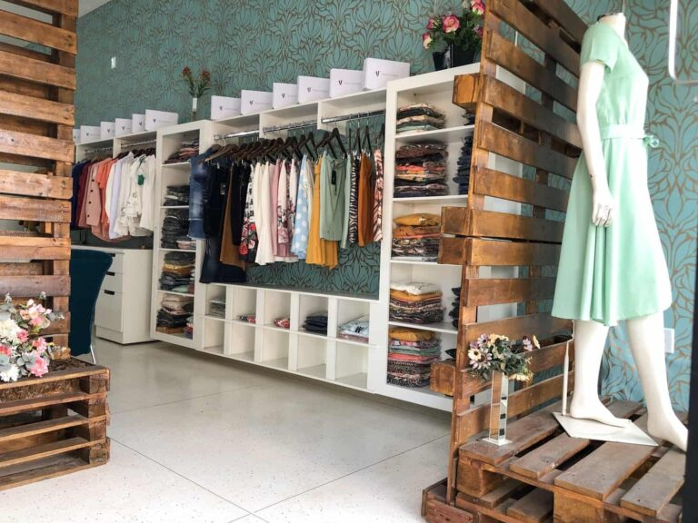 Interior da Loja Física | Áquila Tauheny Store