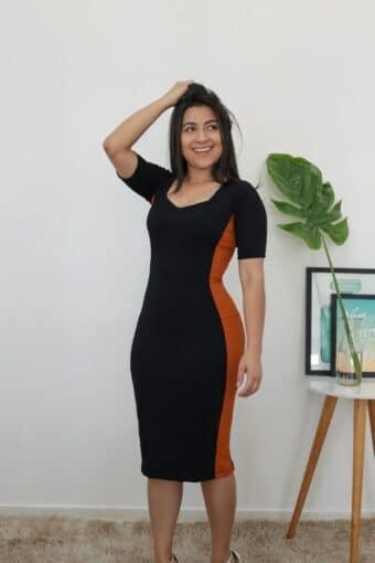 Tubinho Malha Canelada em Áquila Tauheny Store | Moda Evangélica