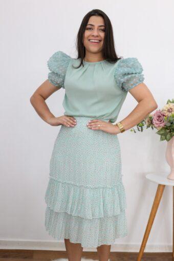 Blusa Candy Color | Moda Evangélica