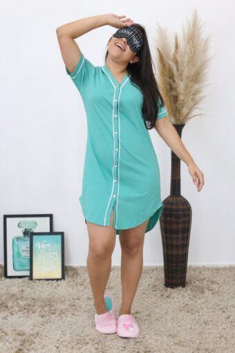 Camisola Verde Tiffany | Áquila Tauheny Store