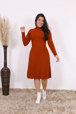 Vestido de Tricot Alice