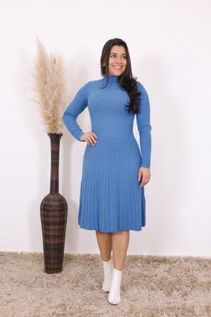 Vestido de Tricot Luessa
