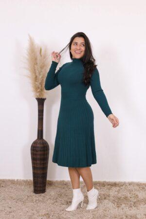 Vestido de Tricot Meriele