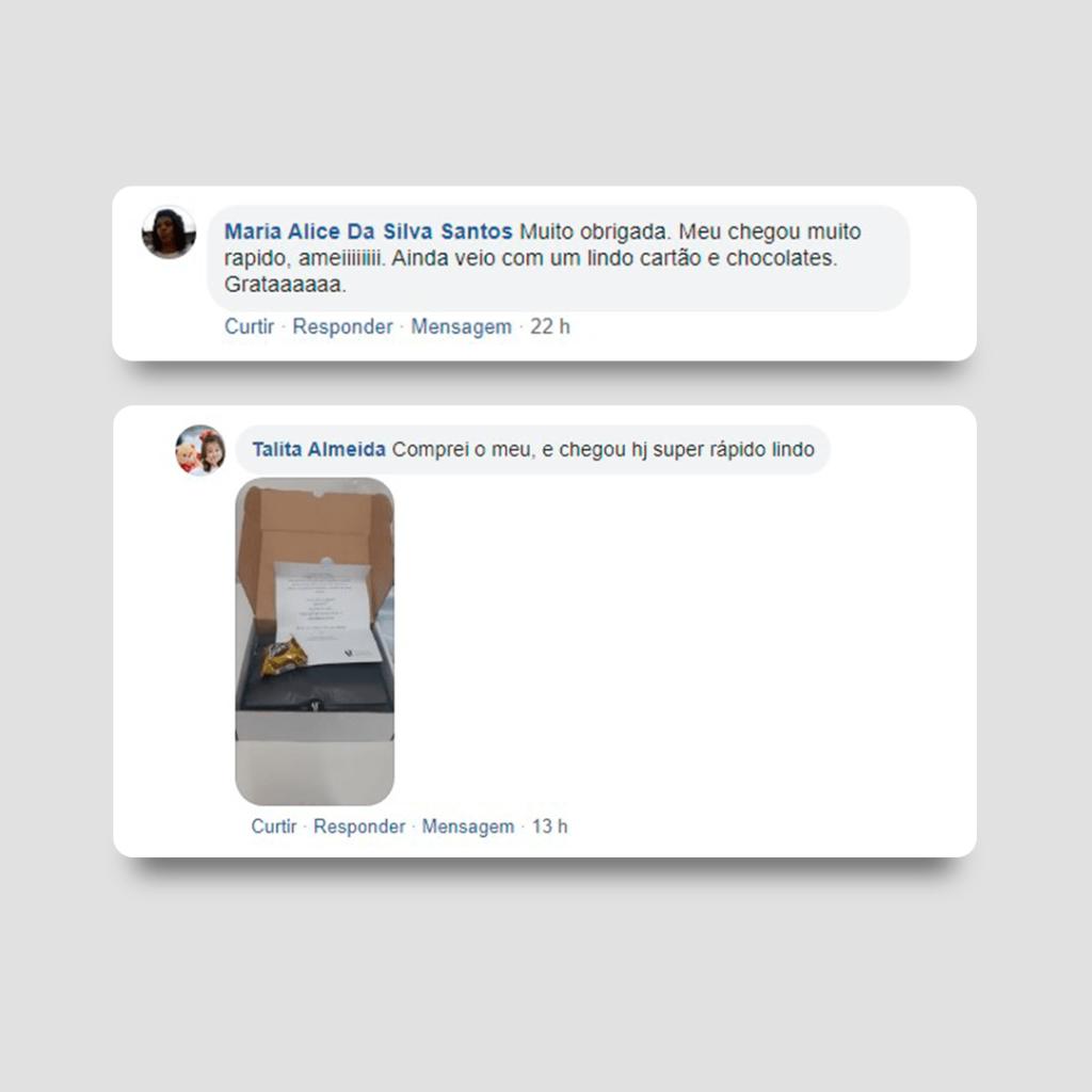 Depoimento de Cliente para Áquila Tauheny Store | Moda Evangélica
