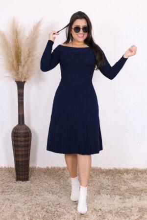 Vestido de Tricot Bella
