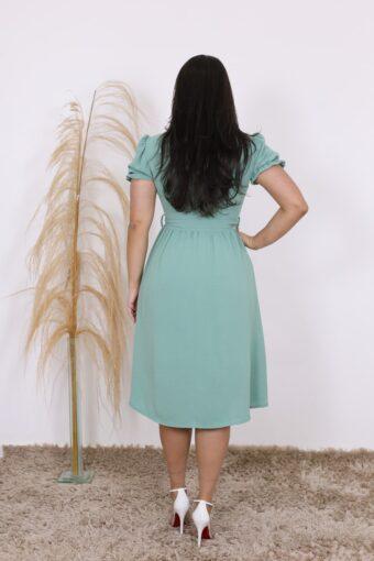 Vestido Godê Flora   Áquila Tauheny Store