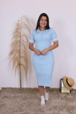 Vestido de Tricot Polo Candy