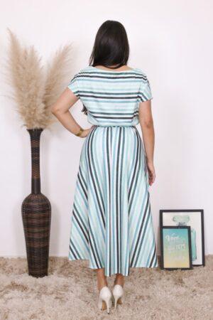 Vestido de Malha Midi Mariáh