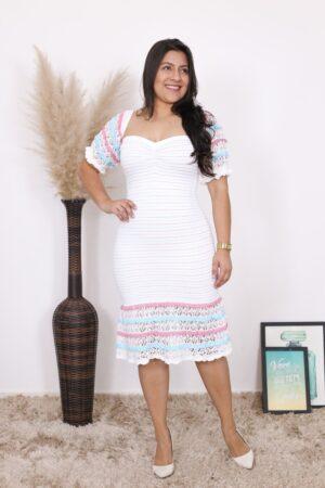 Vestido de Tricot Melissa